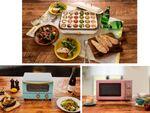 アイリスオーヤマ、調理家電「ricopa」にオーブントースターや電子レンジなどを追加