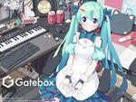 2次元嫁を召還「Gatebox」追加販売+特別仕様の初音ミク配信!