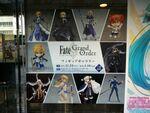 FGOフィギュアが大集合 「Fate Grand Order フィギュアギャラリー」開催中