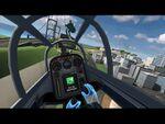 操縦桿を握って空を飛ぶVR本格フライトシミュレーター「Ultrawings」