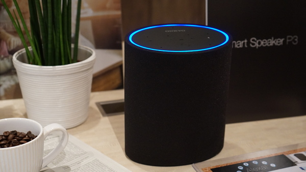 「Smart Speaker P3」