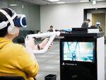 目の前に戦場、2人で共闘できるPS VR向けFPS『Bravo Team』