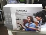 わずか86gで4Kカメラ搭載の手のひらドローン「Kudrone」がデビュー!