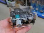 新しい真空管「Nutube」を使ったヘッドホンアンプの自作キット