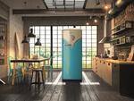 二子玉川 蔦屋家電、フォルクスワーゲンのワゴン風の冷蔵庫を販売