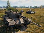 「World of Tanks」がフルモデルチェンジ 3月に「ver1.0」が登場
