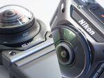 GoProだけじゃない! 静止画撮影でも使えるカシオ&ニコンのアクションカメラ