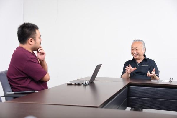 ソフトバンク元副社長が超小さな会社のために働くワケ