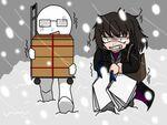 ノートPC自作のイベントで新潟に行ったら雪に埋もれた