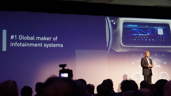 車載向けシステムのNo.1の実績と共にAmazonとの協業を発表