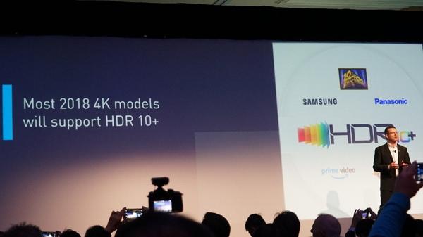 20世紀フォックス、パナソニック、サムスンによる「HDR10+」技術への対応も発表
