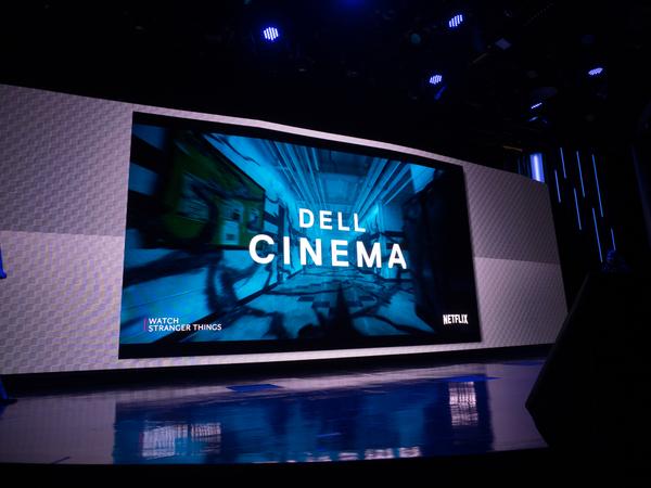 PCで動画配信を快適に観るための「Dell Cinema」を提供