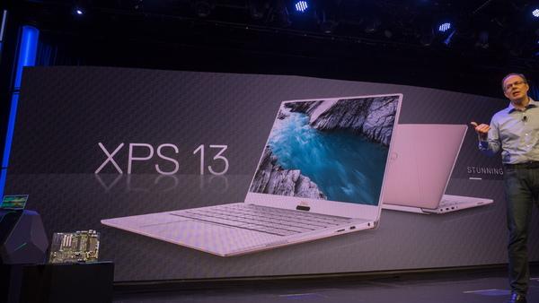 13インチのモバイルノート「XPS 13」が刷新