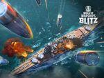 1月18日開戦! オンライン海戦ストラテジー「World of Warships」モバイル版がスタート