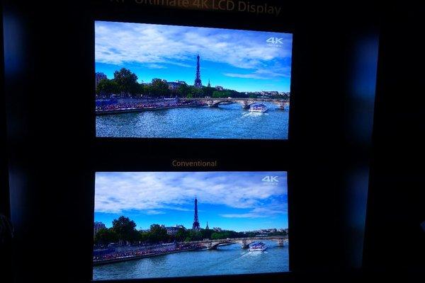 4K画質でも大きな高画質化の効果を確認