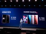 米国市場で苦戦するHuawei――今度はスマートフォンの購入に対しても警告