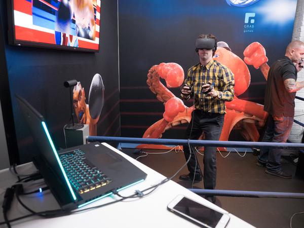 VR市場への対応もゲーミングPCの重要なポイント