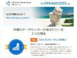 沖縄クロス・ヘッド、オラクル専用災害リカバリーサービス