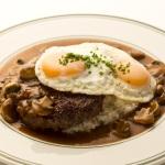 ウルフギャングステーキに高級牛肉の「ロコモコ」ランチ!