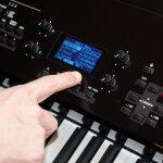 バーチャルテクニシャン機能で、デジタルの調律ができる新ピアノ