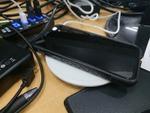 急速充電に対応したiPhone Xを15Wのワイヤレス充電器で試した