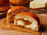 ローソン「ザクザク食感」メロンパン