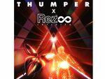 Steam、VRゲーム「Rez Infinite」と「Thumper」が最大50%オフになるコラボセール