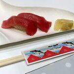 まぐろ寿司無料で食べられる ポール・スミス六本木店で