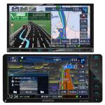 Bluetoothにも対応したケンウッドの彩速ナビゲーションのエントリーモデル
