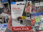 SanDiskの極小USBメモリーにお手軽な小容量モデルが追加
