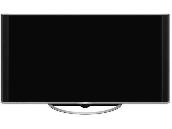 AI搭載でおススメ番組などを音声で教える「UH5」。60V型(実売33万円前後)と55V型(同30万円前後)がある