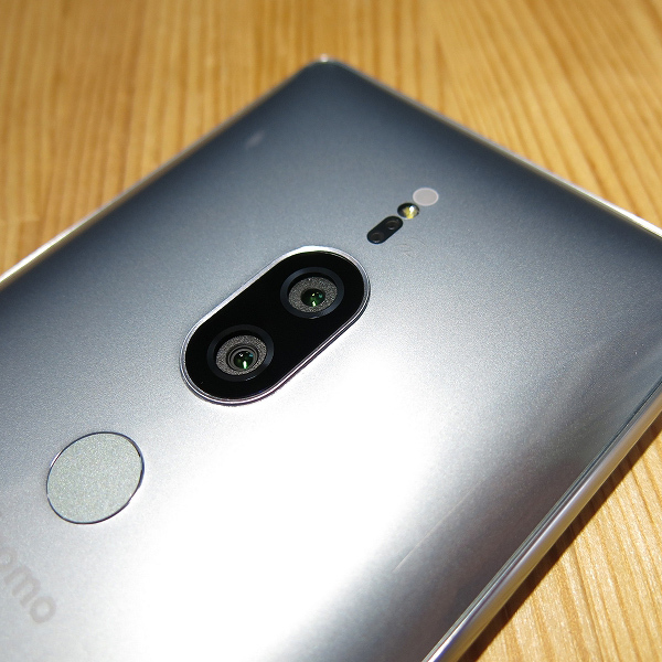 2眼カメラ搭載の「Xperia XZ2 Premium」の画質や暗所性能を試した