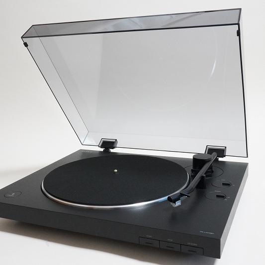 ソニーの「PS-LX310BT」はBluetoothを備えたレコードプレーヤーの新定番!