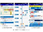 阪神電鉄、運行情報などがわかる「阪神アプリ」を発表