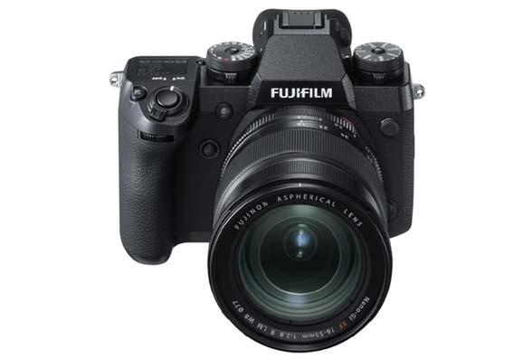 「FUJIFILM X-H1」