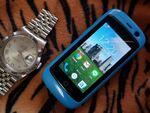 世界最小4G LTEスマホ「Jelly Pro」(技適取得版)を衝動買い