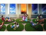 インスタ映えする空ピクニックがサンシャイン60展望台で開催
