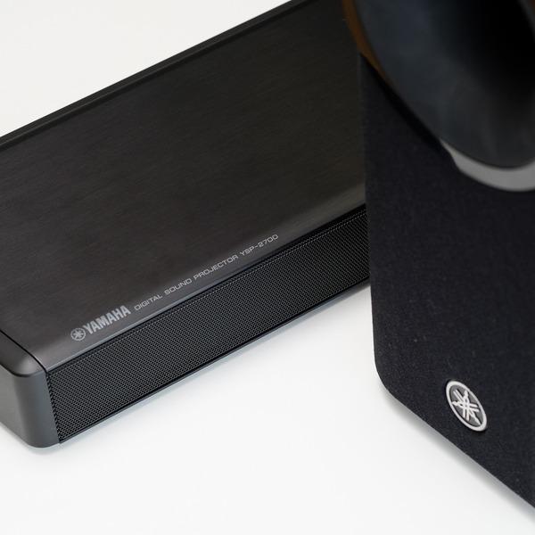 コンパクトで多機能!いい音を目指すなら、進化する「YSP-2700」に注目