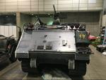 3週間で作った米軍兵員輸送車がすごかったです!