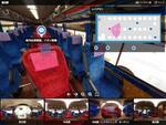 高速バス予約システムにVR導入、360度で車内を確認