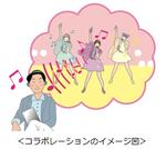 推しメンの声がよく聴けるVRコラボ「au×ハロー! プロジェクト」が始動!