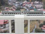 3月31日三江線廃止 トミーテックがあの「天空の駅」の模型を発売