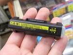 電気が流れているケーブルを判別できる、市販ペンチに装着可能なセンサー