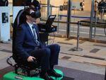 VR活用の防災訓練、地震や火災を体験できる