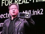 深層学習の性能が10倍になった「DGX-2」を発表 NVIDIA GTCレポ