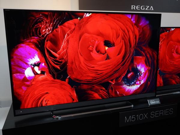 「レグザ M510X」
