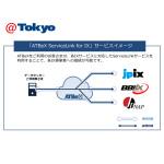 アット東京、「ATBeX」と国内大手IXサービスの接続を開始