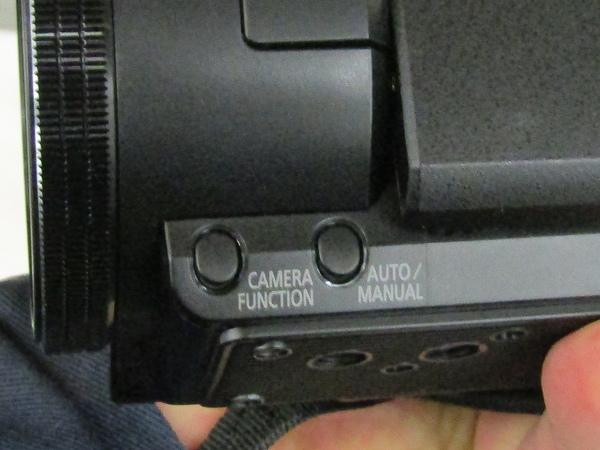 下方の2つのボタンでリングの機能を切り替える