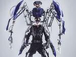 オーダーメイド価格は1000万円から 搭乗型の人体拡張ギア「スケルトニクス」