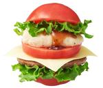 モスバーガートマト好きすぎるハンバーガー